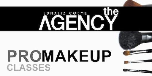 1st Level PRO Makeup Classes Ponce