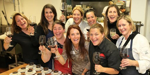 Women Chefs Women Winemakers Dinner