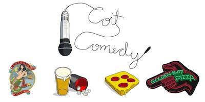 Coit Comedy 12/12