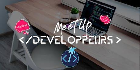 Meetup des Développeurs billets