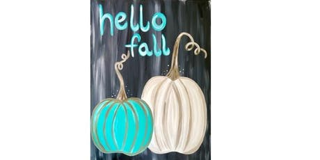 Main & Mercantile - Hello Fall - Paint Party  tickets