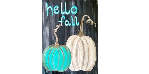 Main & Mercantile - Hello Fall - Paint Party