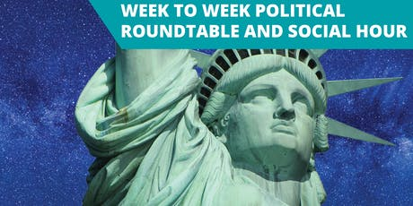 Week to Week Political Roundtable 9/30/19 tickets