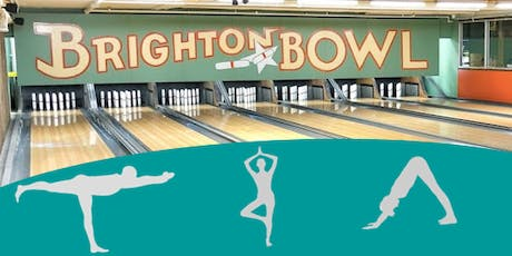 Yoga on the Lanes tickets