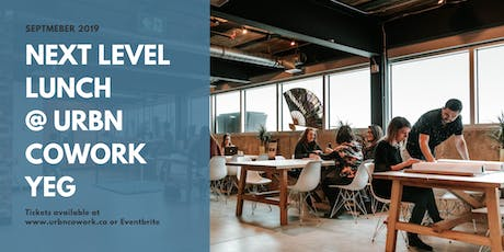 Next Level Lunch - Mortgage Minutes With Mortgage Design Group tickets