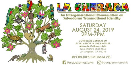 La Cherada: Intergenerational Conversation on Salvi Transnational Identity tickets
