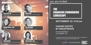 The Changing Coworking Landscape :: Panel Event