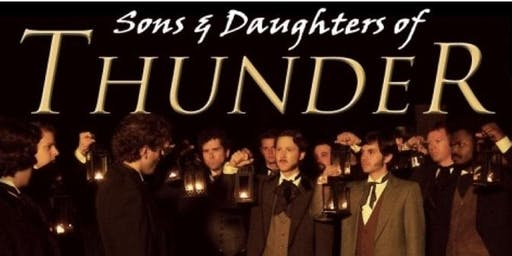 "Movie Screening of ""Sons & Daughters of Thunder"""