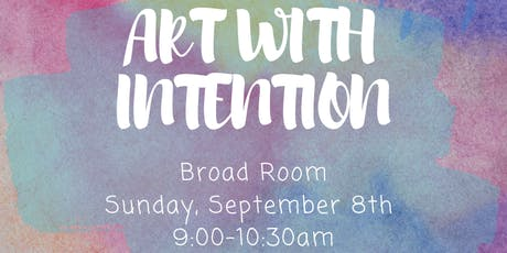 Art with Intention Workshop tickets