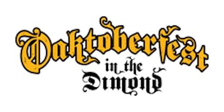 Oaktoberfest in the Dimond 2019 tickets