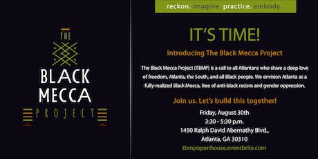 Introducing The Black Mecca Project tickets