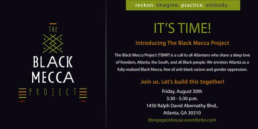 Introducing The Black Mecca Project
