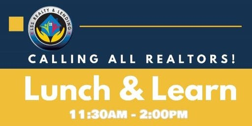 Realtor Lunch & Learn