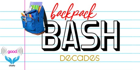 GoodClubbing Presents: Backpack Bash tickets