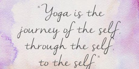 Restorative-Yin Yoga  tickets