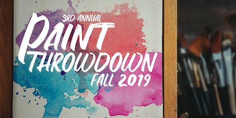 Paint Throw Down  tickets