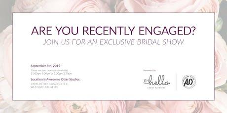 Northeast Ohio Boutique Bridal Show tickets