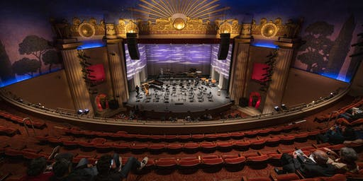 FREE Beethoven 7 Rehearsal at the historic Alex Theatre