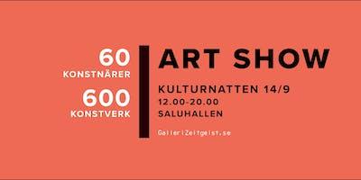 ART Show i Saluhallen