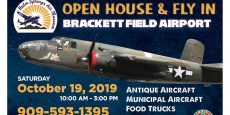 Brackett Field Airport's Open House Event! tickets