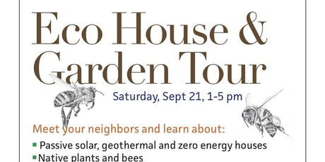 Madison Eco House & Garden Tour tickets
