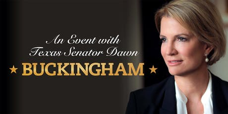 Senator Buckingham Reception at Barton Creek tickets