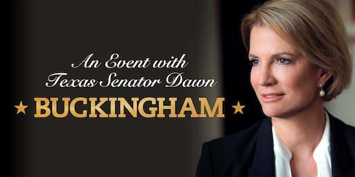 Senator Buckingham Reception in Kerrville