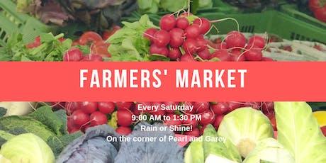 Pomona Valley Community Farmers' Market tickets