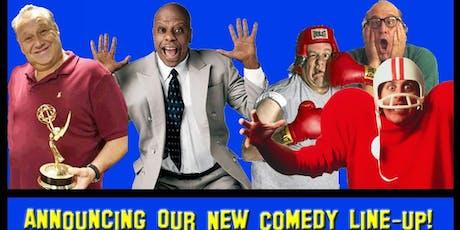 Comedy Showcase featuring Bob Nelson JJ Walker and Artie Fletcher tickets
