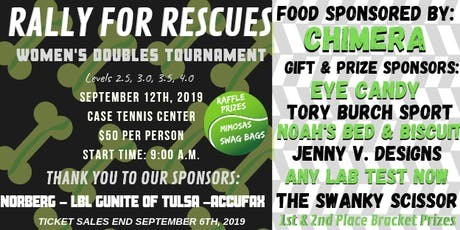 Rally for Rescues tickets