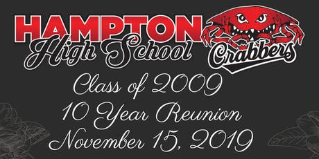 Hampton High School 10 Year Reunion tickets