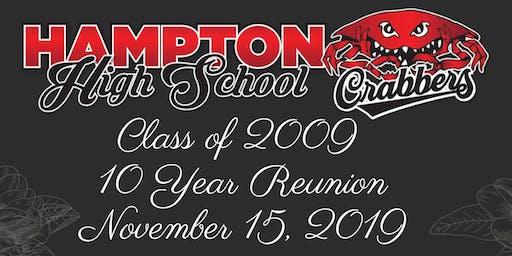 Hampton High School 10 Year Reunion