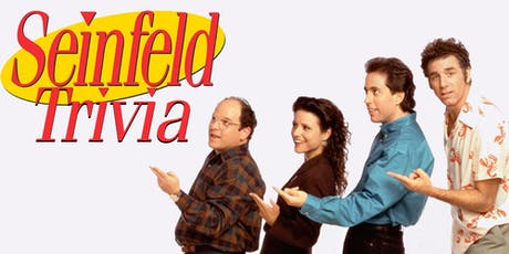 Seinfeld Trivia Night tickets