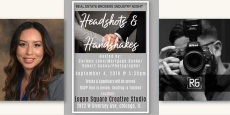 Head Shots and Handshakes tickets