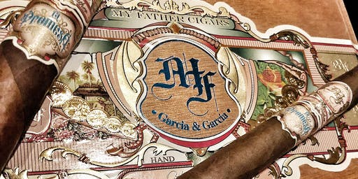 My Father Cigar Dinner
