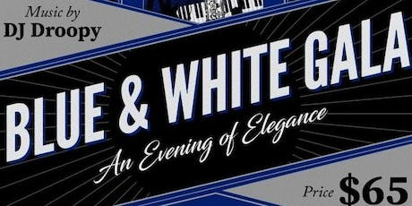 2019 PBS OPS Blue and White Gala tickets