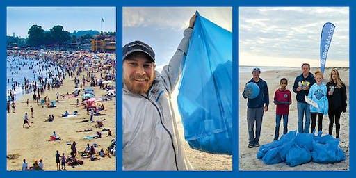 West Marine N. Myrtle Beach Presents Beach Cleanup Awareness Day!