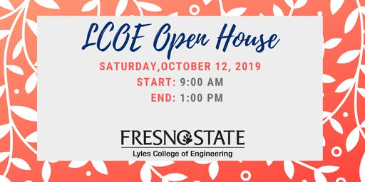 LCOE Family Open House