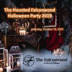 The Haunted Falconwood Halloween Party 2019 tickets