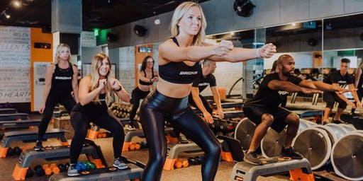 Free Outdoor Shred 415 class with Athleta