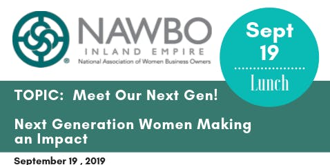 NAWBO-IE September Meeting