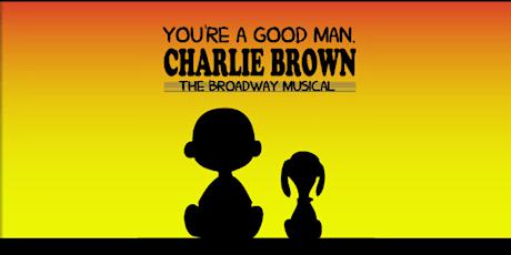 You're A Good Man, Charlie Brown - Musical w/ Meet & Greet tickets