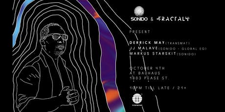 Derrick May (Transmat, Detroit) @ BauHaus Houston tickets