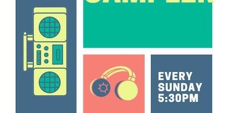 The Sunday Sampler Showcase tickets