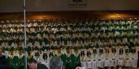 PGHS 2009 Class Reunion tickets