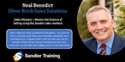 Sandler Sales Mastery