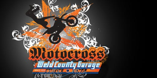 Motocross Event at Weld County Garage