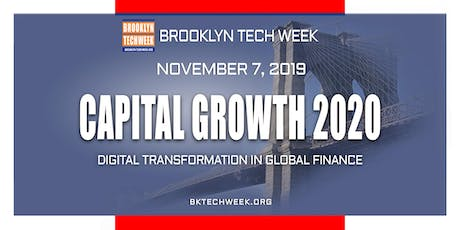Brooklyn Tech Week - Capital Growth 2020 tickets
