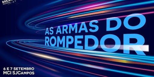 AS ARMAS DO ROMPEDOR