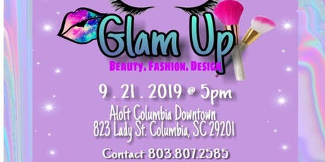 Glam Up tickets